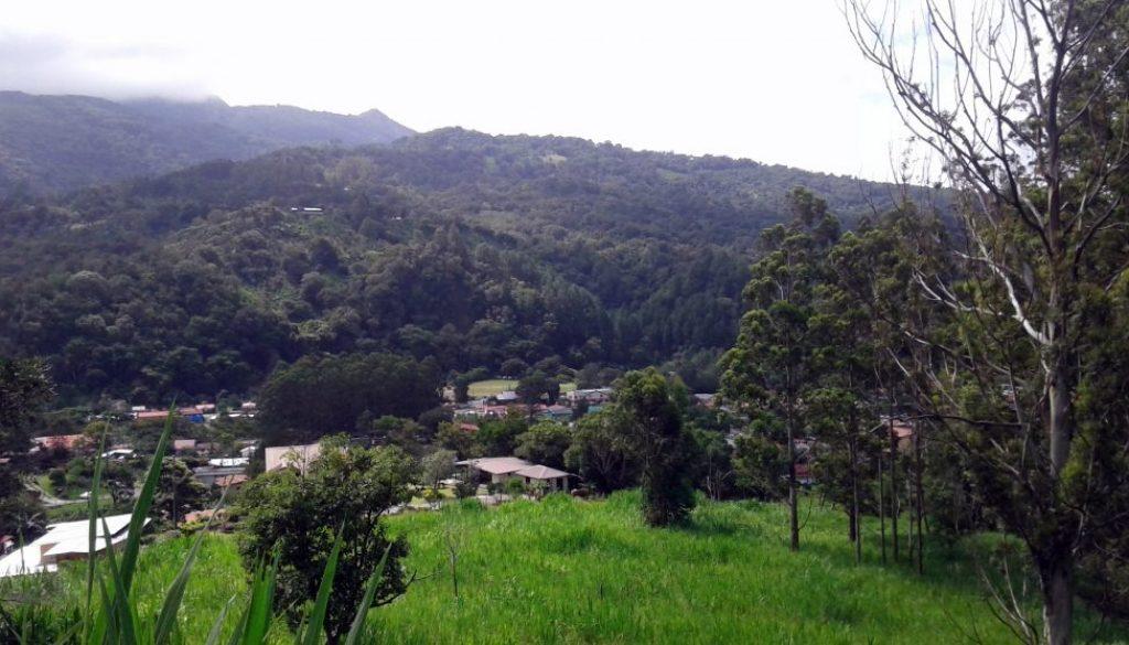 In den Bergen von Chiriqui – März 2016