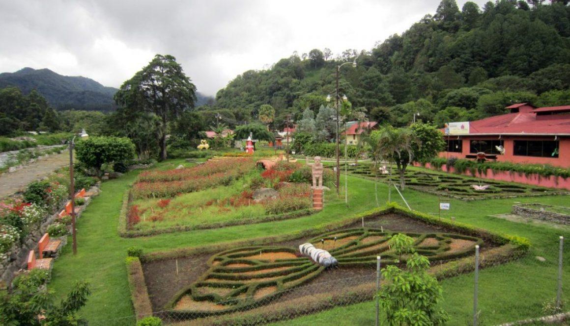 Boquete, Provinz Chiriqui – März 2016