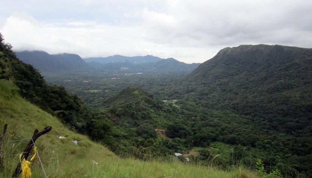 El Valle de Antón – Anfang November 2015