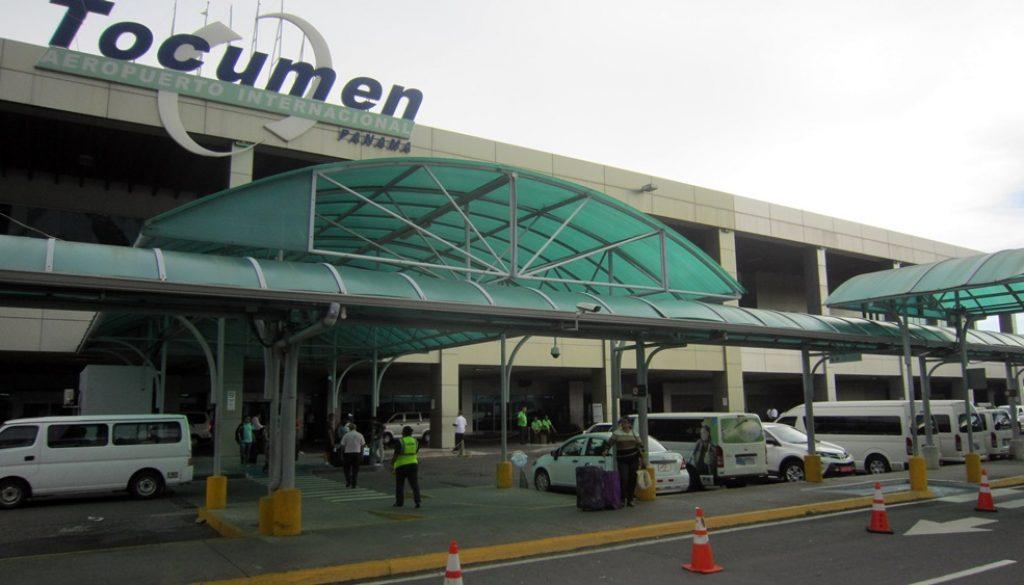 Flughafen Tocumen , Panama – Januar 2016