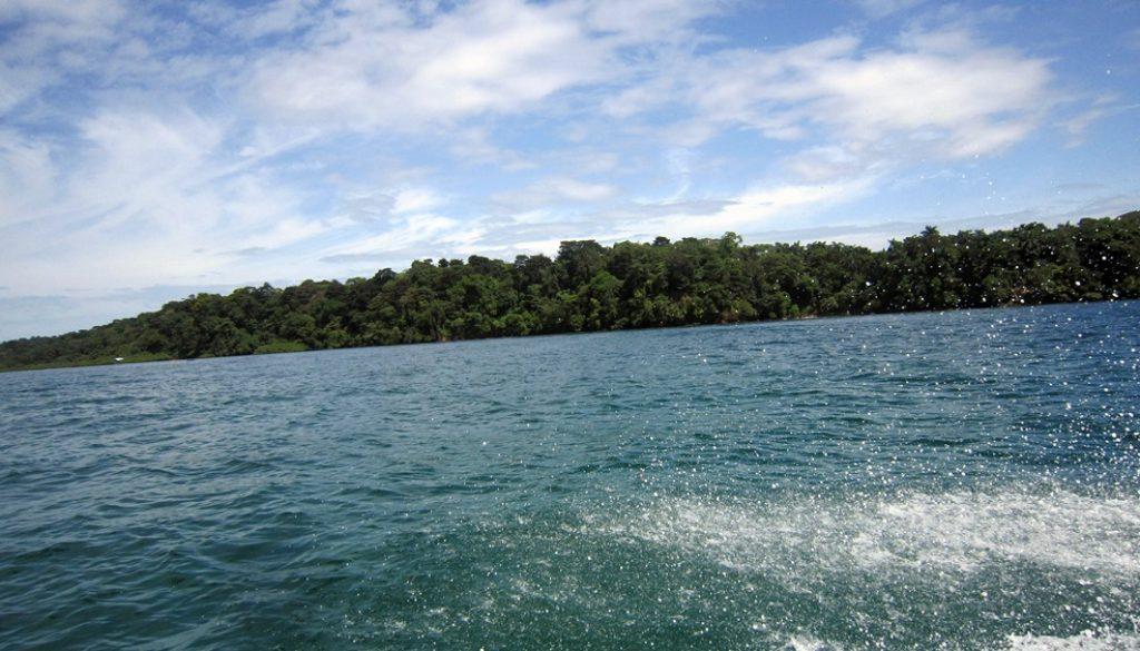 Almirante, Bocas del Toro – Juli 2016