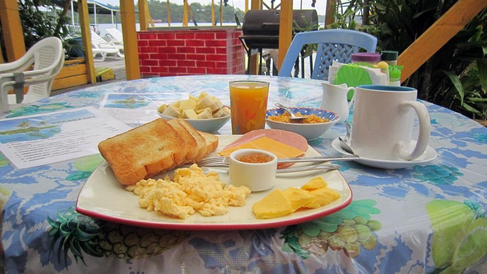 Frühstück bei Tio Tom