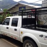 Ford Ranger in Panama