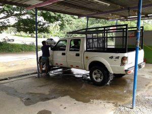 Panama Autowäsche