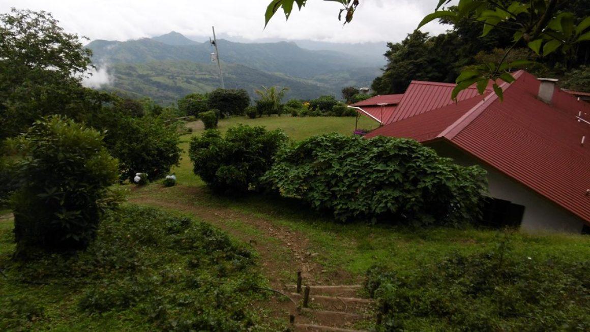 Finca im Hochland von Chiriquí sucht neue Bewohner