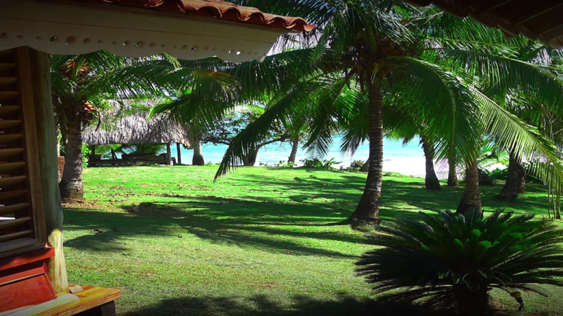 Panama Beach Resort auf 4,1 Hektar direkt am Pazifik