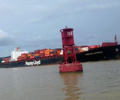 See-Container in Panama, Gemüsekammern und andere Merkeleien